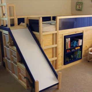 Cool DIY Kids Bunk Bed Ideas and Tutorials